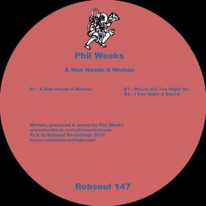 RB147 label side A